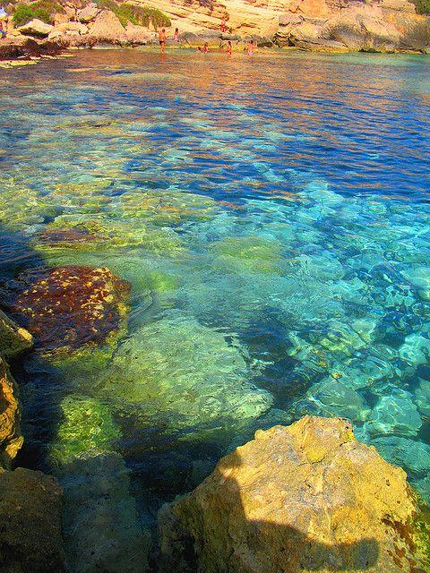 Favignana Island, Sicily, Italy