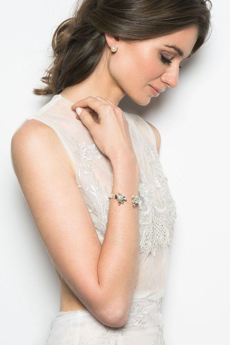 JYJewels - Wedding Set - Cheshire Cream Pearls