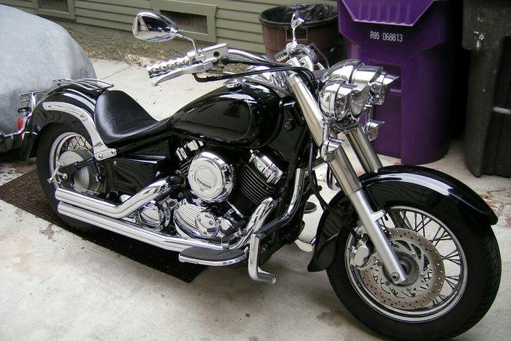 Yamaha V Star Classic Tire Size