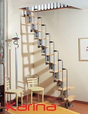 Karina | Spacesaver Stair Kit | Arke Karina | Trade Stairs