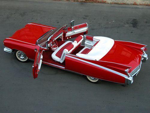 Cadillac Eldorado. A Belarus Bride Russian Matchmaking. http://www.abelarusbride.com #classiccars1959cadillac