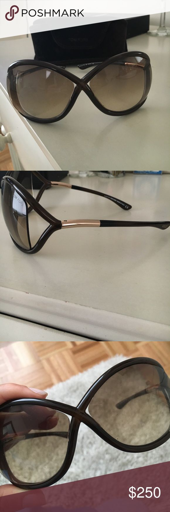 Tom ford sunglasses Tom ford authentic oversized round sunglasses Tom Ford Accessories Sunglasses