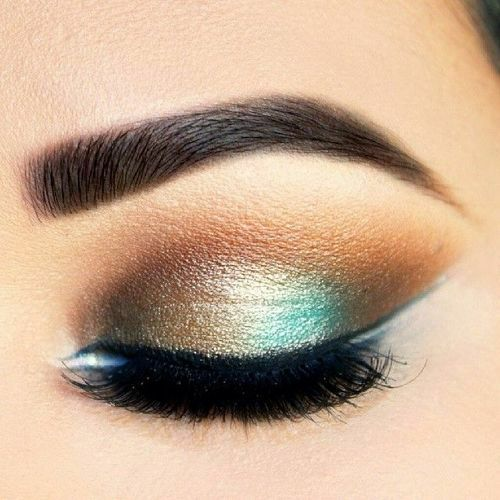 25+ best ideas about Aqua eyeshadow on Pinterest | Turquoise ...