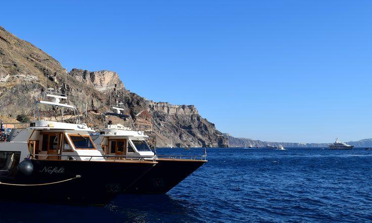 Fira, Santorini, Greece | joanne-khoo.com