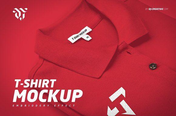 Download Embroidered Polo T Shirt Mockup Shirt Mockup Tshirt Mockup Mockup