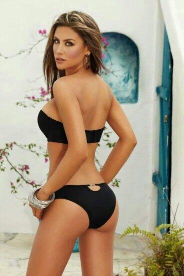 Black Pc Swimwear For Jessica