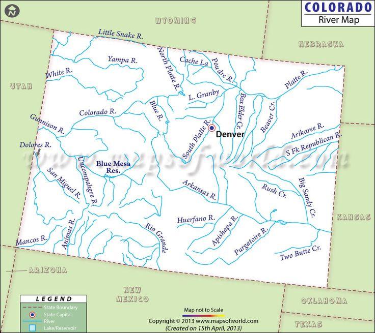 Best Yelp Denver Images On Pinterest Denver Colorado And - Usa map denver colorado