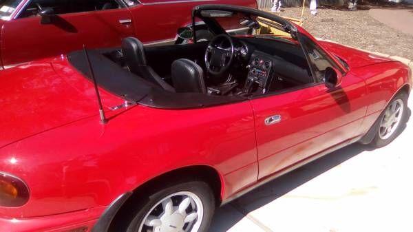 1990 Mazda Miata with 56,000 original miles $3500: < image 1 of 4 > 1990 Mazda Miata cylinders: 4 cylindersfuel: gasodometer: 56000title…