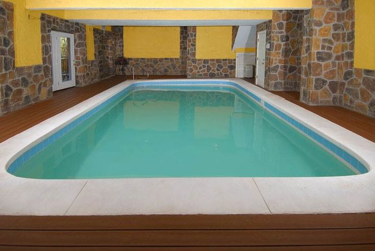 Indoor Pool Lodge Is An Elegant Well Appointed 5 Story
