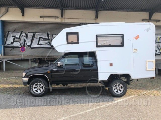 Pin by Vasyl Yarmola on Cars | Camper trailers, Truck camper
