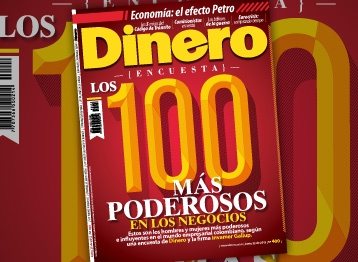Encuentre en nuestra edición 400 a los 100 hombres y mujeres más poderosos e influyentes en el mundo empresarial colombiano, según una encuesta de Dinero y la firma Invamer Gallup. http://bit.ly/MvcVpc