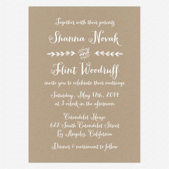 Best 25 Formal wedding invitation wording ideas on Pinterest