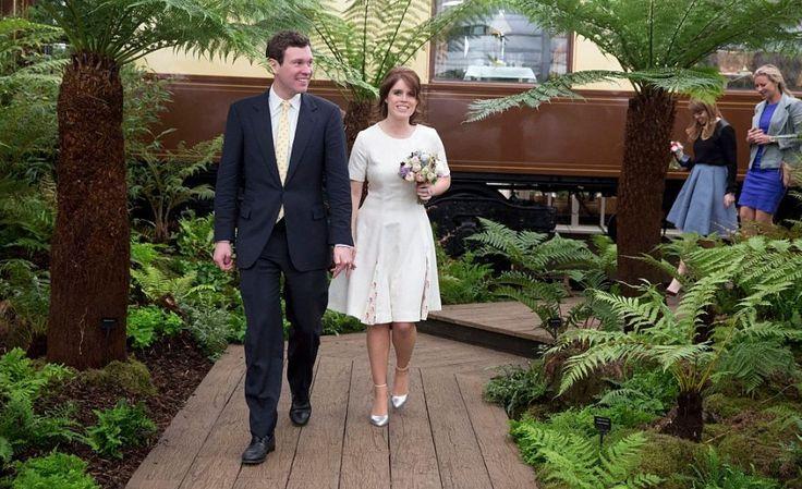 Is prinses Eugenie nu verloofd of niet?