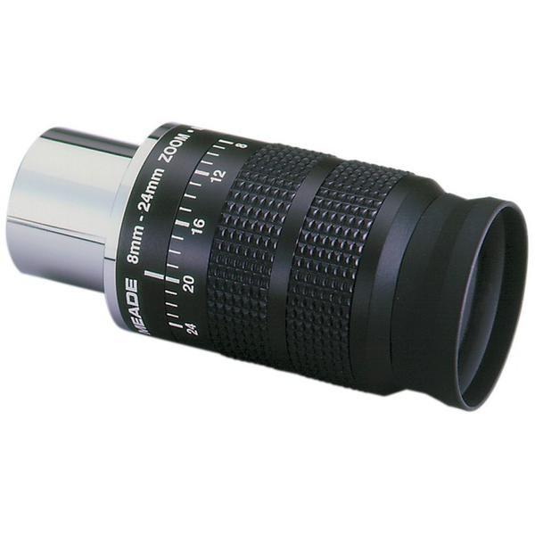 Meade 8 mm - 24 mm telescopio del zumbido 1,25 pulgadas ocular - Telescopios Telescopios en el