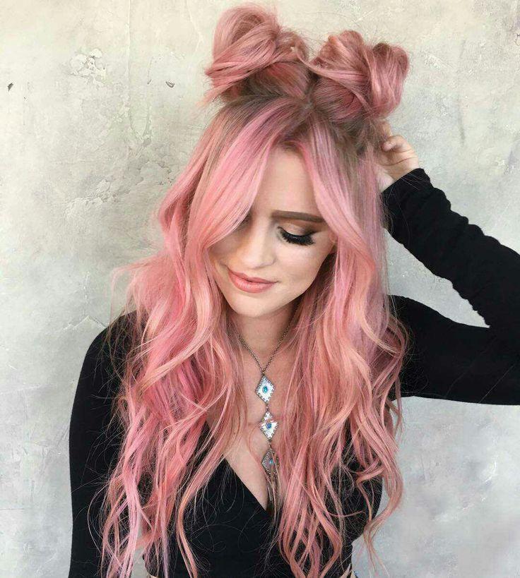 цикл, начала розовые волосы фотосессия это