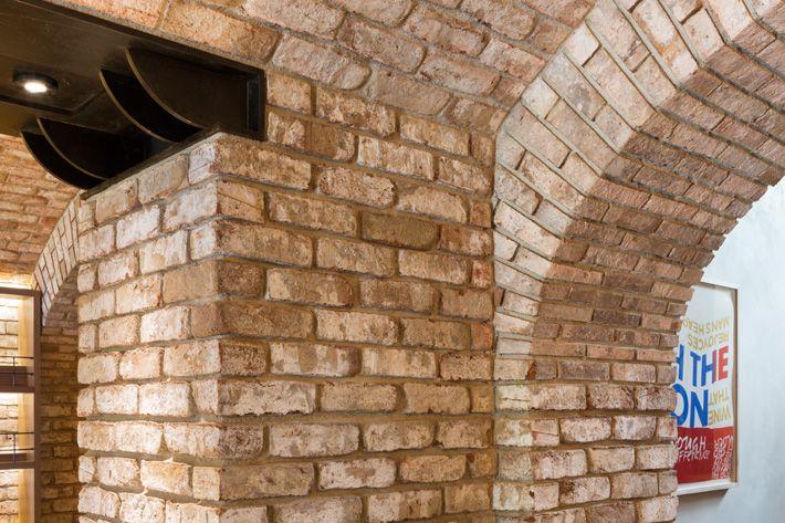 Glen Gery Brick Lorraine Full Range Thin Brick On The