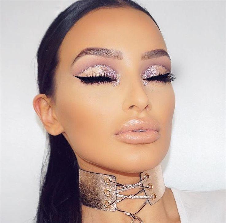 • Pinterest • @Itsjustbxth make up