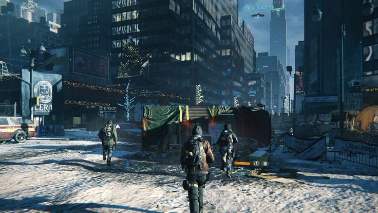 Tom Clancy's The Division Xbox One Game 2014 HD Wallpaper
