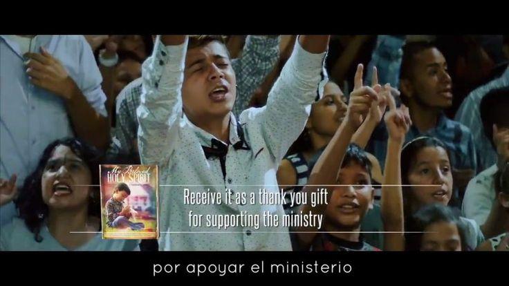 Видео ролик о крусейде Андреса Бисонни в Сан-Педро-Сула, Гондурас - Иисус изливает Свой Дух (с переводом).