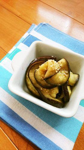 レンジで簡単☆米なすの生姜煮。 by ゆぅゅぅ [クックパッド] 簡単 ...