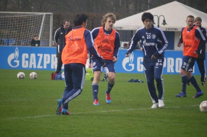 training 20120304
