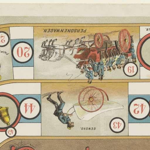 Brandweerspel, C. Stooter, 1874 - 1896 - Rijksmuseum