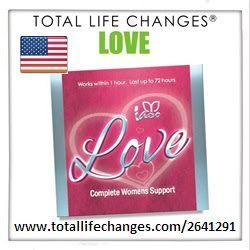 Total Life Changes Hispano Estados Unidos. Una Oportunidad de Negocio Inteligente: Iaso Love™ potenciador sexual para mujeres