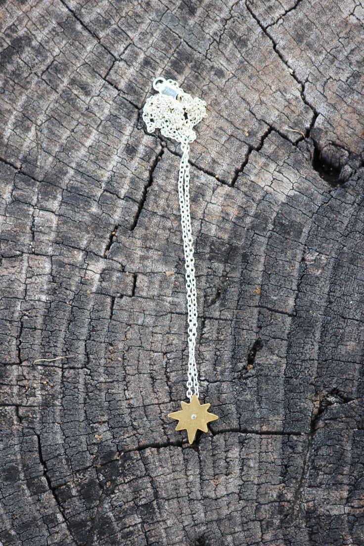 Fio Estrela 8 Pontos Pequena