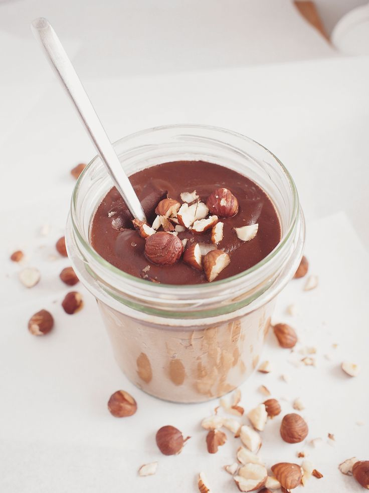 Coffee millet pudding / vegan / gluten-free
