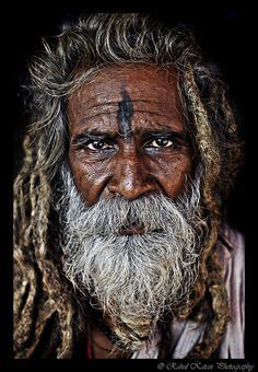 Indian Sadhu | Rahul Karan | Flickr