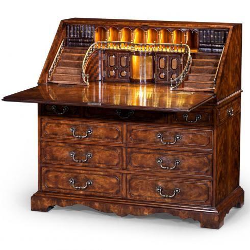 Althorp mahogany bureau desk   Desks   Writing tables   Office   Library  Furniture   Brights   Reproduction FurnitureAntique. 289 best antique furniture images on Pinterest