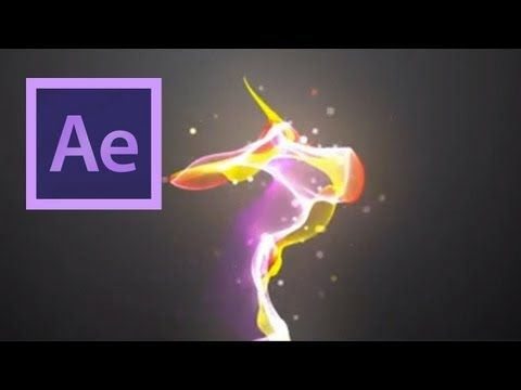 After Effects: Particle Dance - YouTube