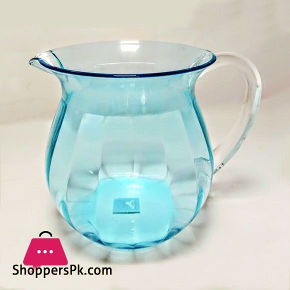 Buy Snail Sky Blue Acrylic Lassi Jug Made In Taiwan High Quality At Best Price In Pakistan Lassi Blue Stuff To Buy