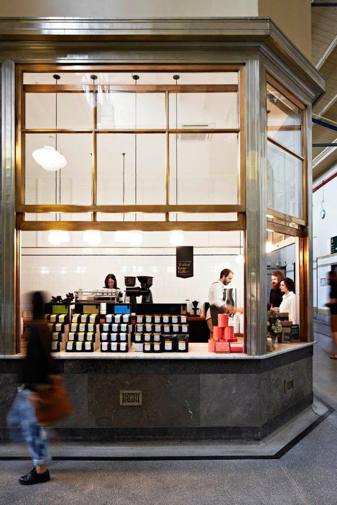Market Lane Coffee | Melbourne, via DustJacket Attic