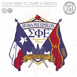 Sigma Phi Epsilon | SigEp | ΣΦΕ | Recruitment | Rush | TGI Greek | Greek Apparel | Custom Apparel | Fraternity Tee Shirts | Fraternity T-shirts | Custom T-Shirts