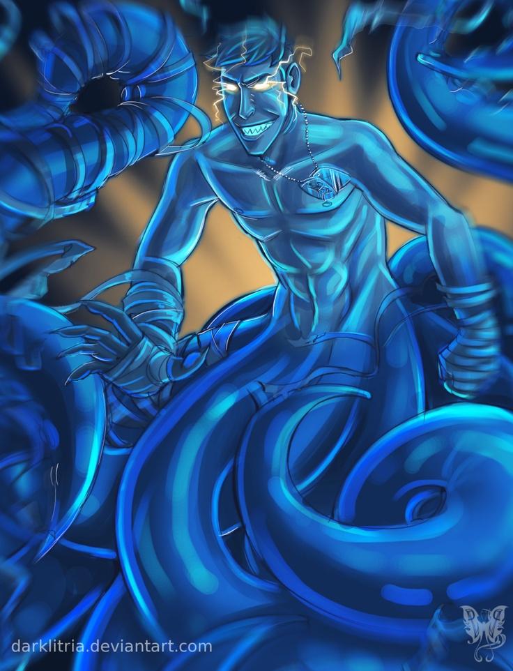 Flash Multiverse by DarkLitria | Flash comics, Flash