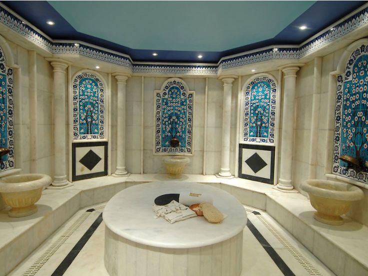 Barcelo Eresin Topkapi Hotel....the best place I have stayed so far...luxurious Turkish bath