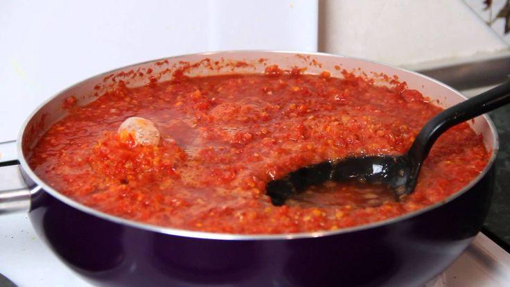 Очень вкусная аджика  из помидор рецепт из Одессы