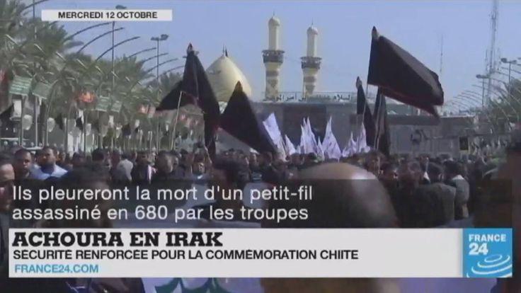 Les fidèles chiites fêtent l'#Achoura, attaque à #Kaboul en #Afghanistan, ouragan #Matthew, guerre en #Syrie... le point sur l'actualité en VIDÉO