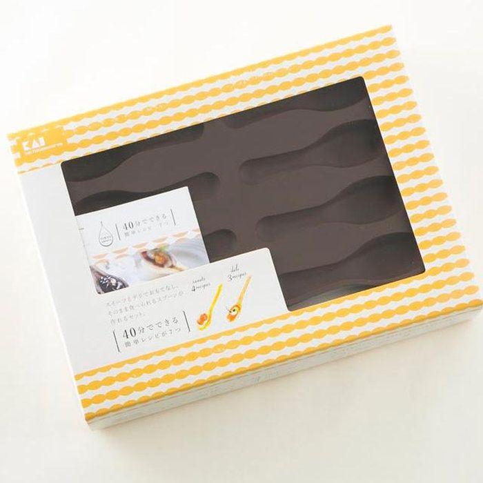 ケーキメイトシリコーンドーナツ型6個取り(・ベーシック)(貝印)【シリコン・型】【貝印】