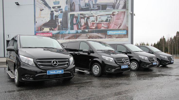 Mercedes-Benz Vito Tamlans, Premium Upholstery