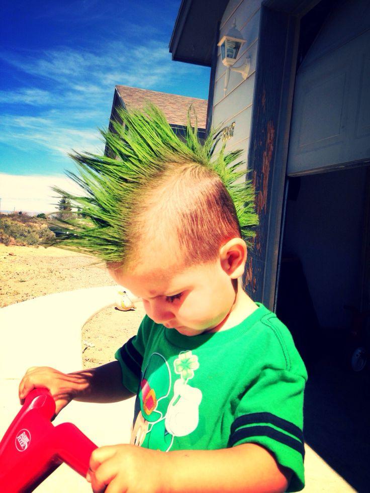 61 best mohawk boys images on Pinterest | Mohawk ...