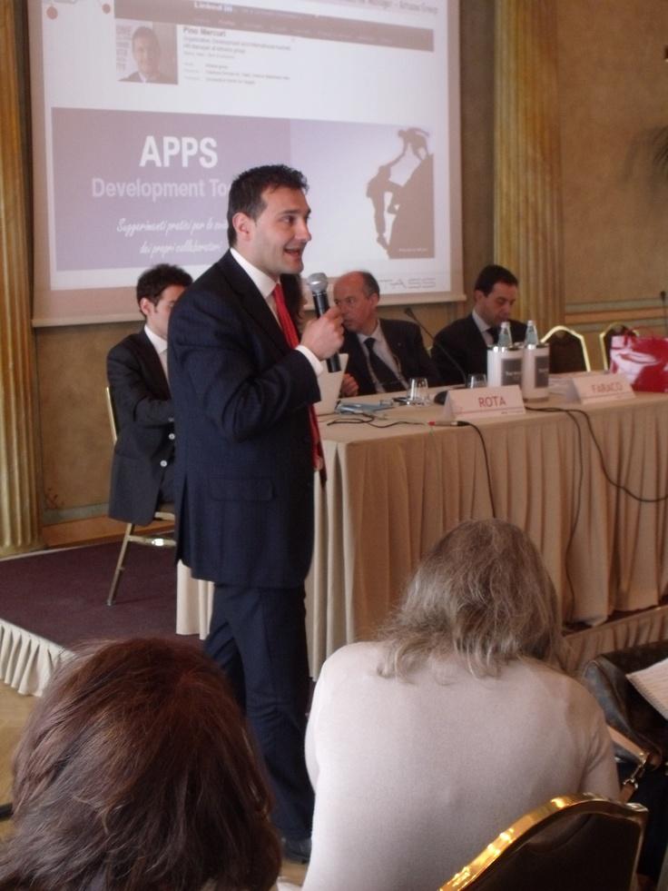 Performances Evaluation System, il progetto Artsana - Pino Mercuri, Organizzazione Sviluppo, HR Manager Mercati Internazionali - Massimiliano Aramini, HR Manager Health and Beauty - Artsana Group