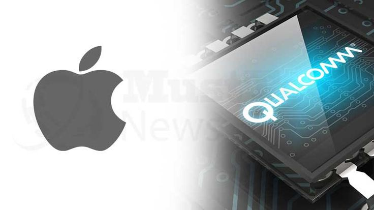 Apple has decided not to pay any more royalties to Qualcomm, the semiconductor and Telecom Company whose processors it uses in its phones.