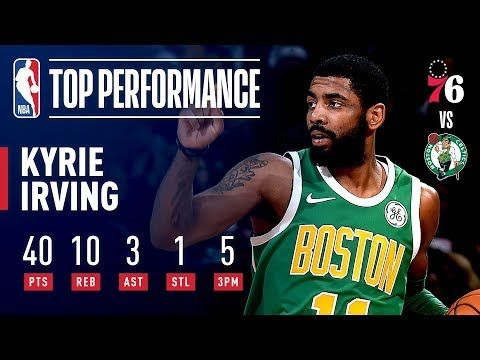 dbc68927f65 Kyrie Irving Comes Up CLUTCH On Christmas