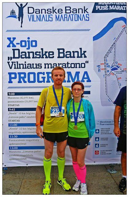 Biegowa relacja z półmaratonu w Wilnie. http://runandtravel.pl/polmaratonwwilnie/