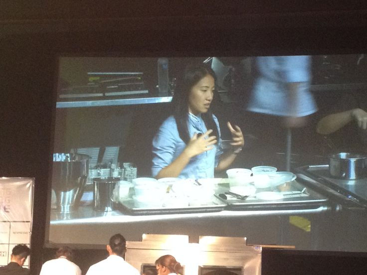 """Chef and artist, Janice Wong of """"2am Dessertbar"""" in Singapore"""