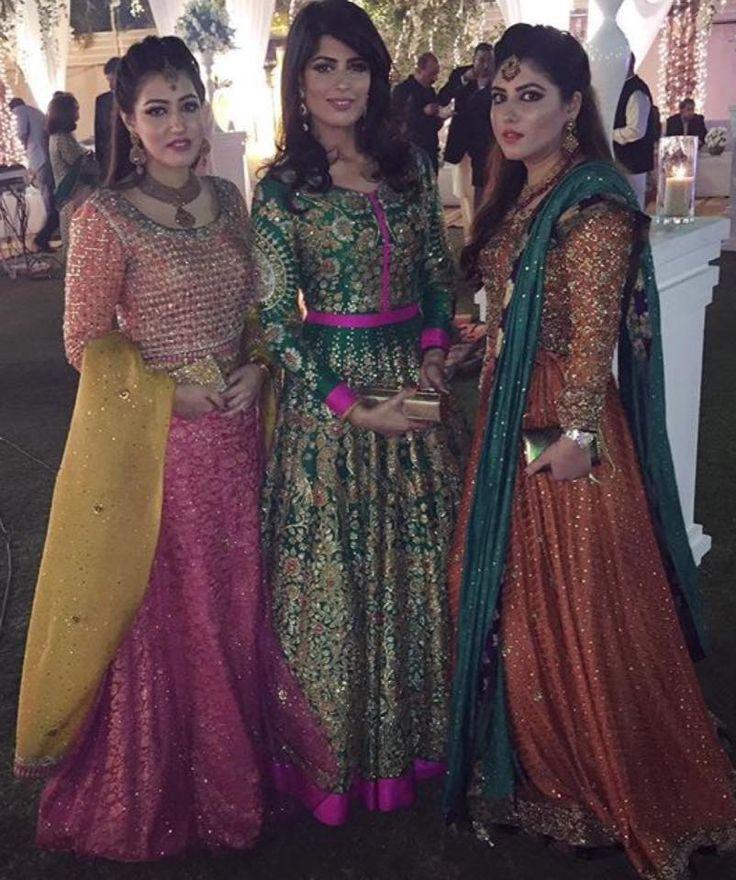 Ali Xeeshan Latest Bridal Dresses Collection 2016-2017 | StylesGap.com