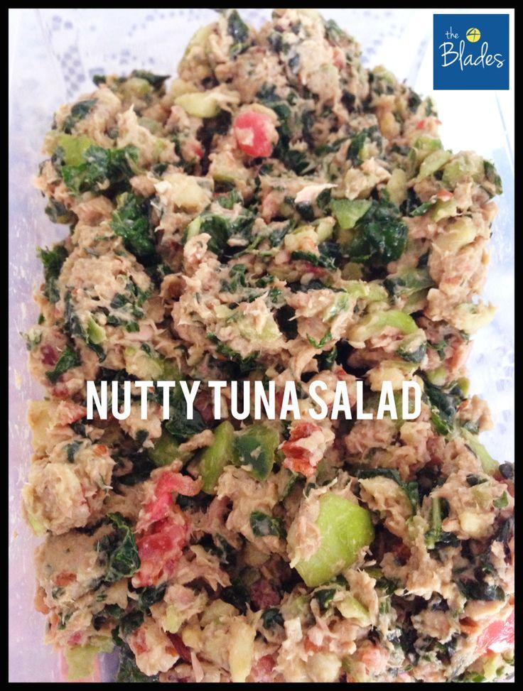 Nutty Tuna Thermomix Salad