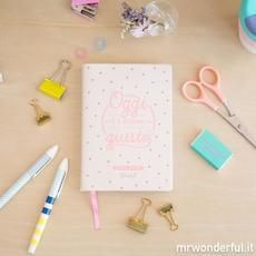 Agenda piccola Mr. Wonderful #mrwonderful #shoponline #bullacarpaneto #agenda #newcollection